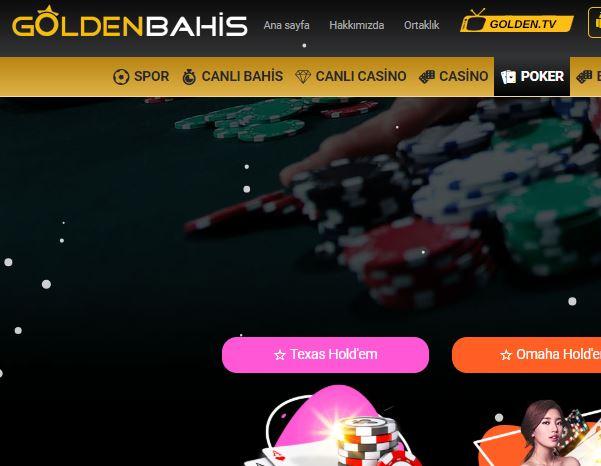 goldenbahis poker
